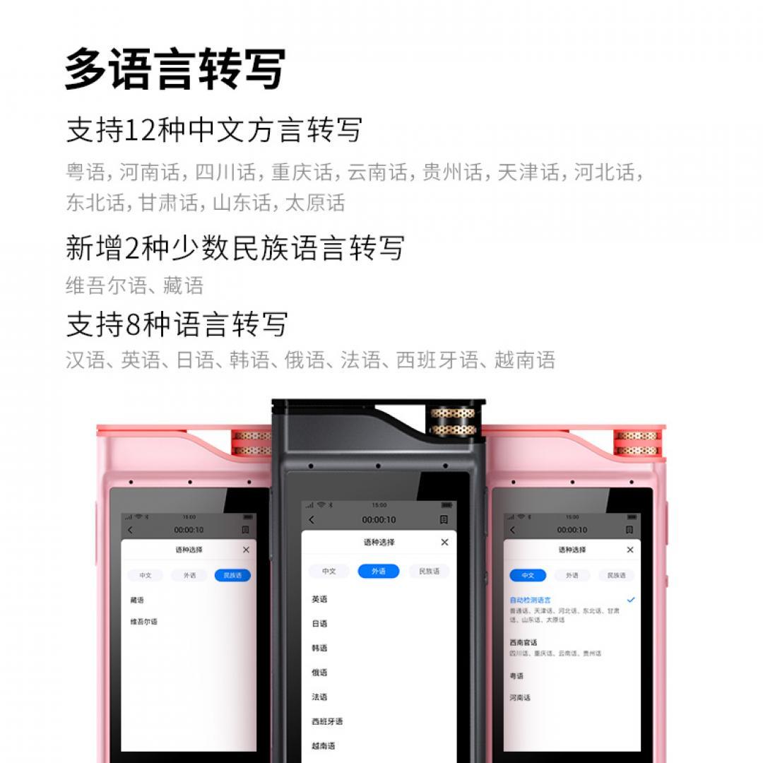 讯飞智能录音笔SR301【A.I.录音翻译专场】