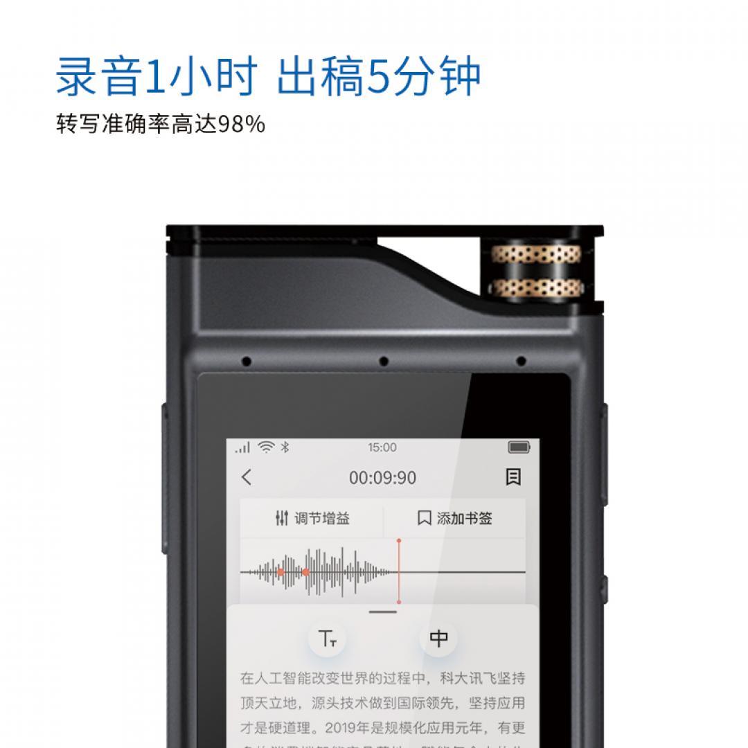 讯飞智能录音笔SR301 Pl...