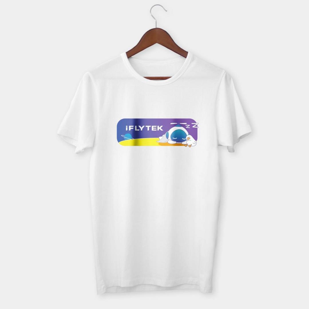 讯飞萌宠CP系列文化衫:午休款