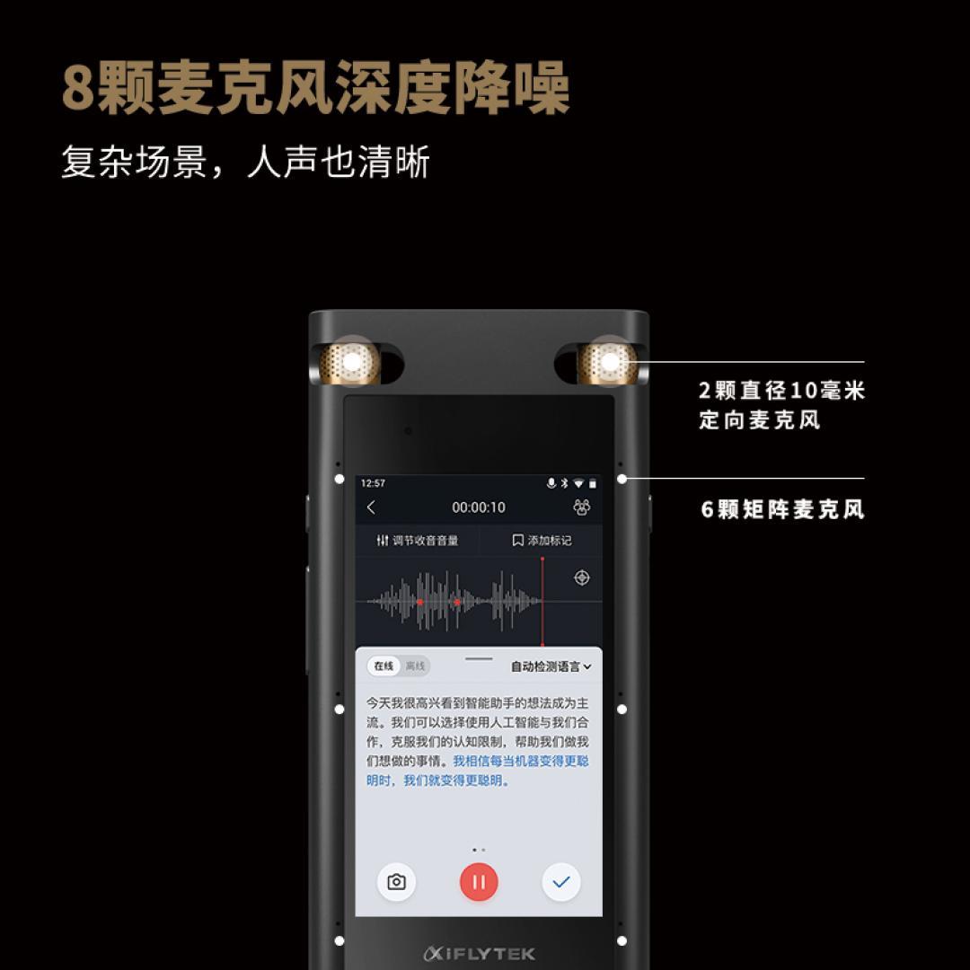 讯飞智能录音笔SR702【A....