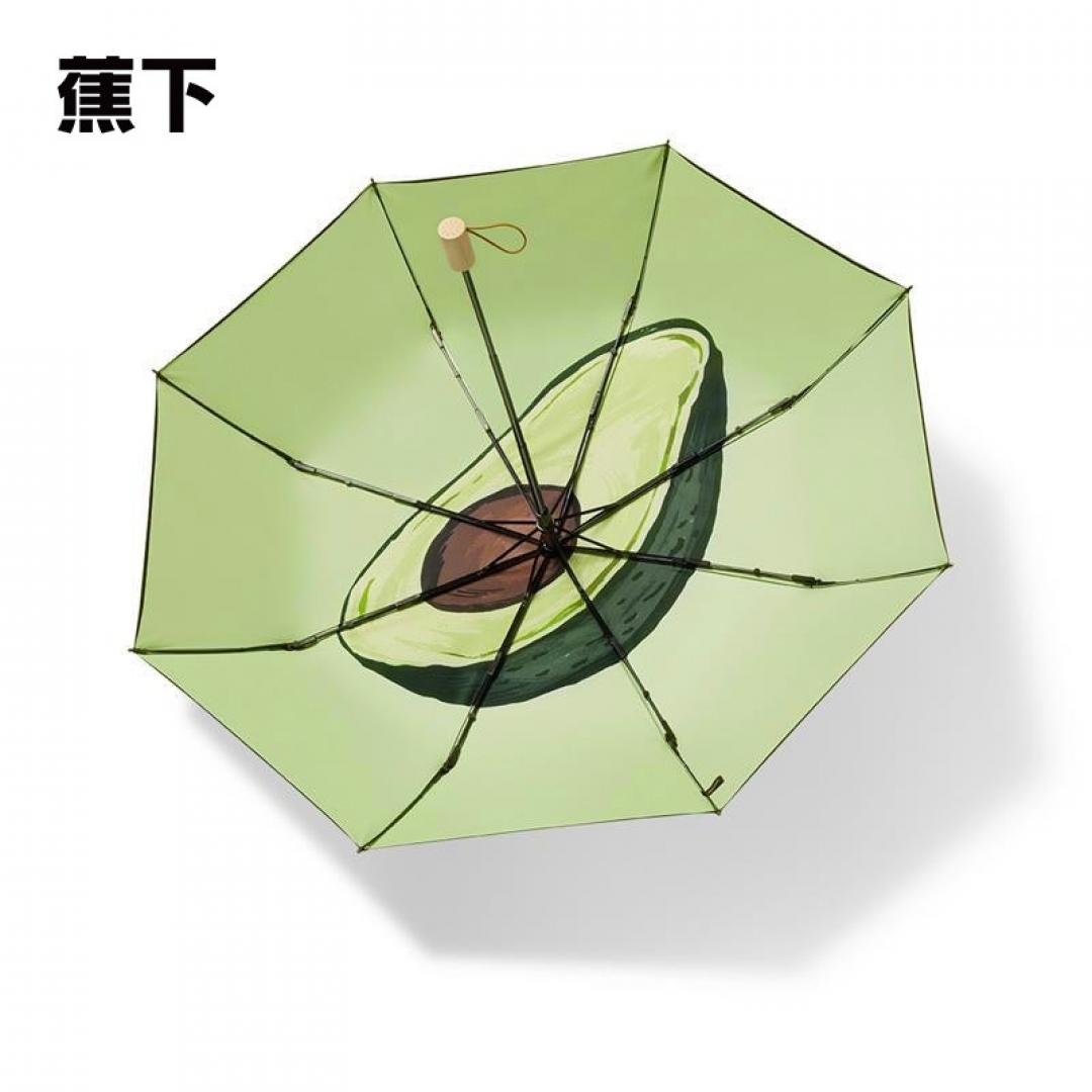 蕉下20果趣系列五折伞