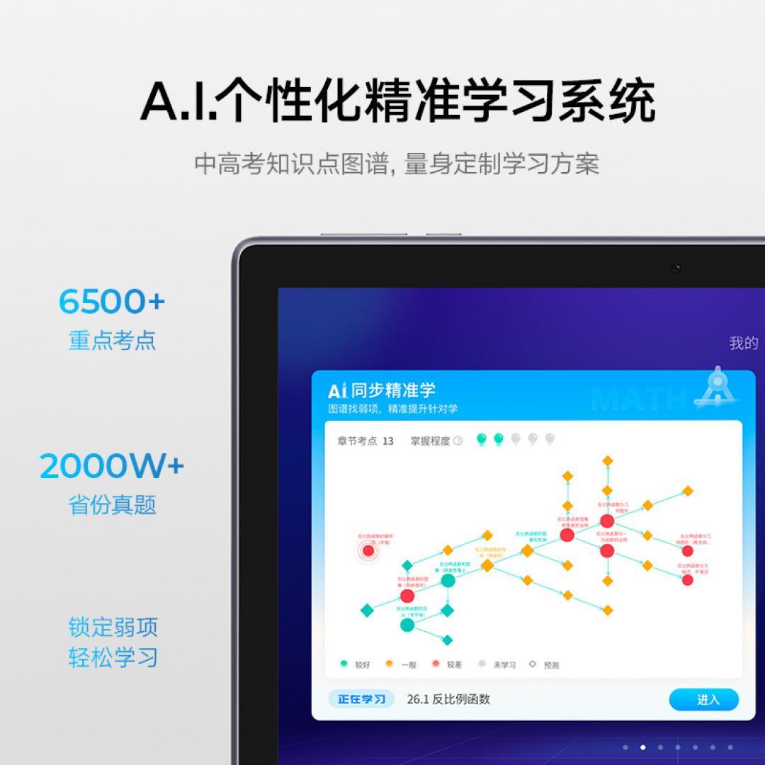 【限时折扣】科大讯飞AI学习机X2【A.I. 学习早教专场】