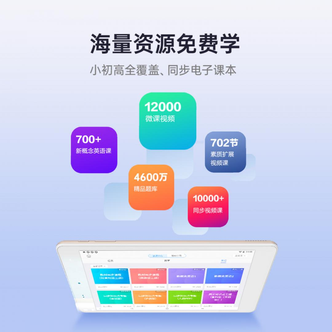(粉丝节)科大讯飞AI学习机Q...